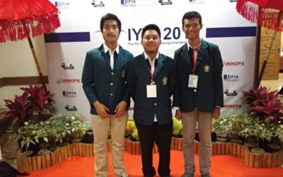 UNDIP Medical Team Achieved Gold Medal on IYIA 2018