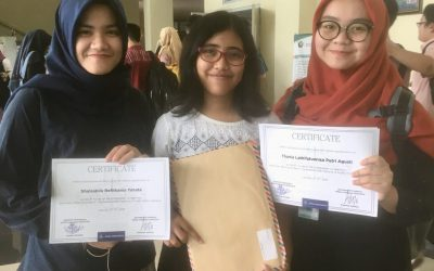 Delegation of The Faculty Medicine UNDIP Won 3rd at EAMSC PCC Race 2019